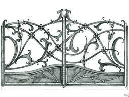 Решетки, Ворота и прочие металлоконструкции