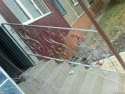 Решетки ворота перила ограды - фото 4
