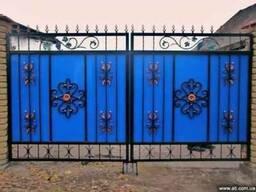 Решетки ворота перила ограды