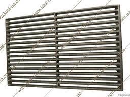 Решітка гриль-барбекю чавунна 320х510 мм, KU-0045
