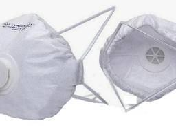 Респиратор с клапаном, защитная маска