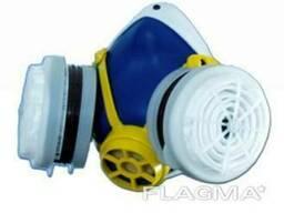 Респиратор Тополь пылегазозащитный марки Е1Р1