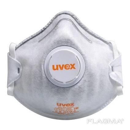 Респиратор Uvex 2110 FFP2 silv-air с клапаном N95
