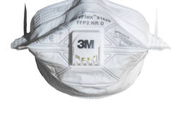 Респиратор защитный 3м 9162 Е FFP2