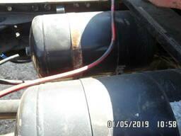 Ресивер алюминиевый для грузовика
