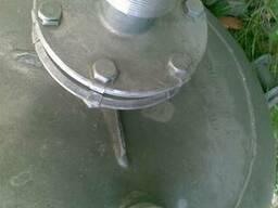 Рессивер вакуум емкость для сжатого воздуха, возмож Обмен
