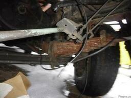 Рессора мусоровоза Mercedes-Benz 2222 6x4