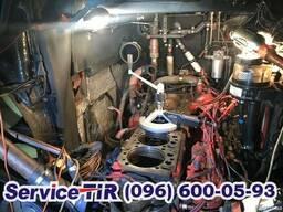 Реставрация цилиндров двигателя автобуса Неоплан, Сетра, Ван