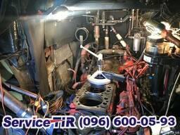 Реставрация цилиндров двигателя МАН