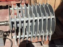 Запчасти зернодробилки АВМ; КДУ; ДБ (ремонт, балансировка)