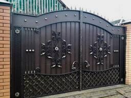 Реставрация и изготовление кованных металлоконструкций - photo 2