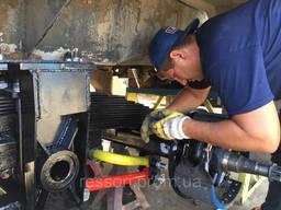 Реставрация и ремонт осей на прицеп и полуприцеп