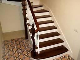 Реставрация лестницы. Устранить лестничный скрип.