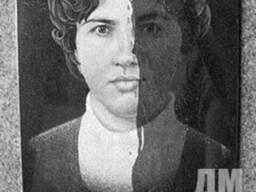 Реставрация,обновление портрета и надписи на памятнике
