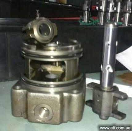 Реставрация плунжерной пары(ротора) Mitsubishi Pajero VRZ