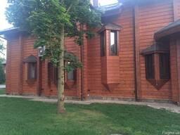 Реставрация и Строительство деревянных домов и срубов