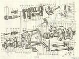 Реверс-редуктор РРП-40, двухдисковый реверс редуктор ррп, юж - фото 1
