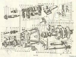 Реверс-редуктор РРП-40, двухдисковый реверс редуктор ррп, юж