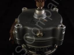 Реверсивный двигательРД-09-А 8, 7об/мин