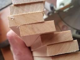 Рейка 20х30, 30х30, матеріал липа суха камерної сушки (8-12%)