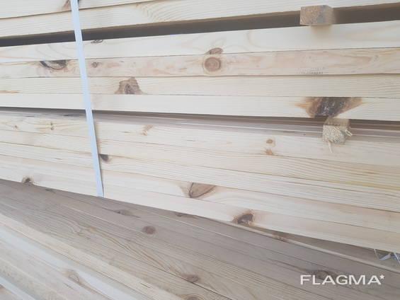 Рейка, брус дерев'яний