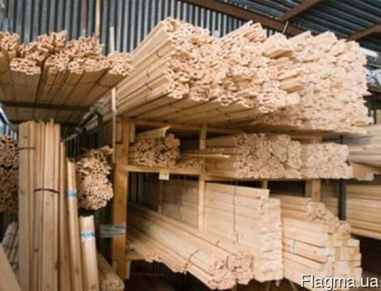 Рейка деревянная 40 на 20 на 3м, сухая, строганная . Недорого!