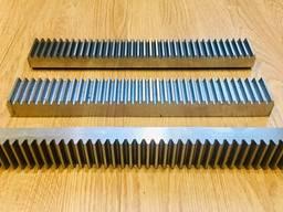 Рейка зубчатая 1К62, 16К20, 1М63