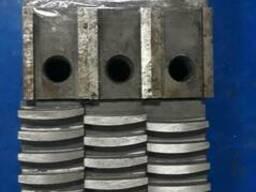 Рейки для токарного патрона ф400 мм Bison-bial