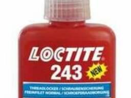 Резьбовой фиксатор средней прочности Loctite 243, 50ml