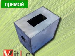 Резцедержатель дорожной фрезы. Держатель зубка РП-3, ЗН-3