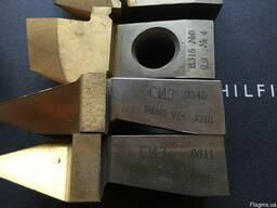 Резцы для головки по нарезанию конических зубчатых колес