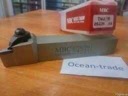 Резец проходной тип Т MBC TVJNR 25х25 М16