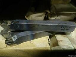 Резец проходной упорный изогнутый 16х10х110 Т15К6