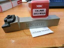 Резец с мех кр. MBC CKJNR 25х25 M16