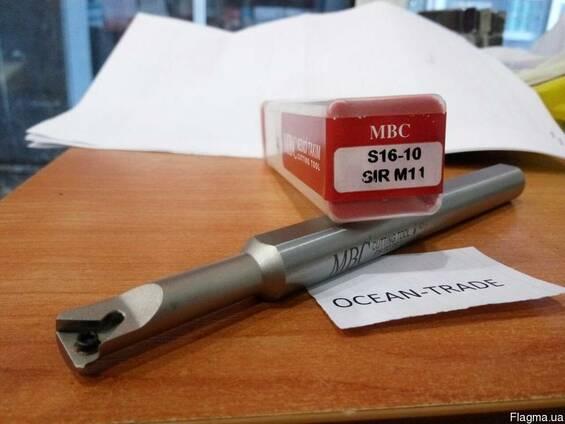 Резец с мех кр. MBC S16-10Q SIR 11 (для внутренней резьбы)