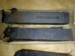 Резец с мех. креплением MSSCR 2525 M16