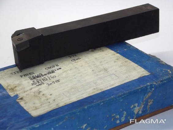Резец сборный (15х18х140) с пластиной КНТ-16