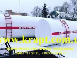 Резервуар 30 м.куб для Модульная АЗС, Мини АЗС