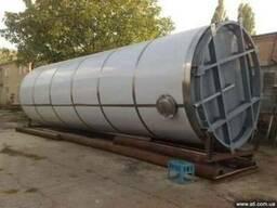 Резервуар 50 м куб нержавейка, термос