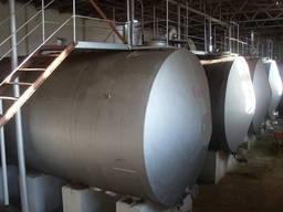 Резервуар биметаллический толстостенный 50 м. куб.