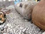 Резервуар, цистерна, бочка, ресивер, ёмкость металлическая - фото 5
