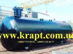 Резервуар для хранения газа, СУГ, подземный