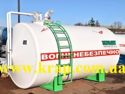 Резервуар для хранения нефтепродуктов 10 куб. м.