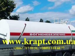 Резервуар для хранения нефтепродуктов, собственная АЗС