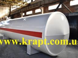 Резервуар для хранения нефтепродуктов 50 куб. м