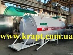 Резервуар для Модульная АЗС 15 куб. м