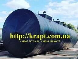 Резервуар для нефтепродуктов двустенный четырехсекционный