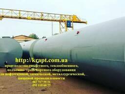 Резервуар для нефтепродуктов, подземный 50 м.куб