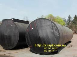 Резервуар для светлых нефтепродуктов подземный