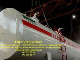 Резервуар для топлива надземный